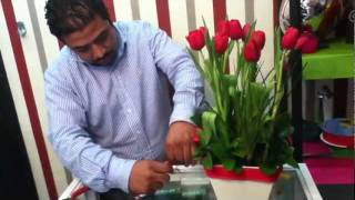 Florerias como hacer arreglos florales