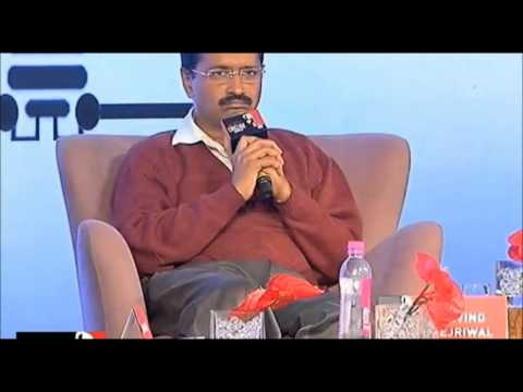 Embarrassing moment for Arvind Kejriwal 1