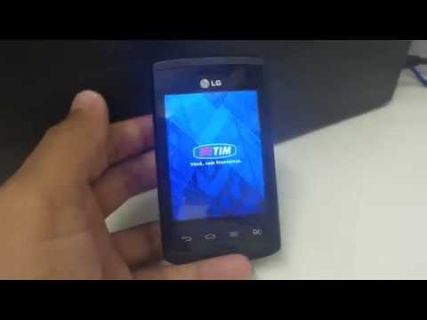 Hard Reset - Resete Total - Desbloquear LG Optimus L1 II Dual E415 - Cleyton Caetano