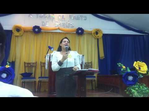 Debora en el Campo de Guerra- Pastora Indiana D´ Sanchez parte 1