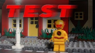 Lego Reverse Flash Test