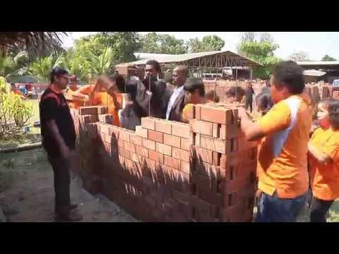 Company Tour - Thai Interlocking Brick