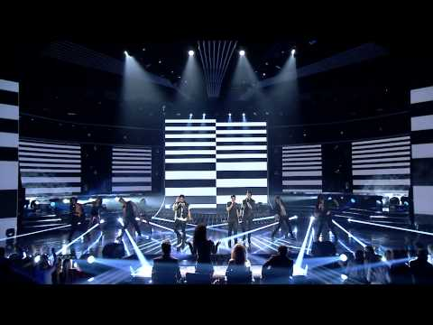 EXCEPTION - LARGER THAN LIFE (X FACTOR ALBANIA 3)