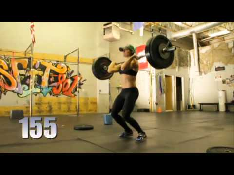 CrossFit - WOD 101118 Demo with Miranda Oldroyd Image 1