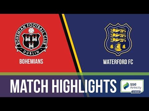 GW13: Bohemians 0-0 Waterford
