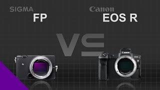 SIGMA FP vs Canon EOS R