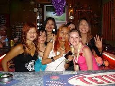 Pattaya Beach Bars And Bar Girls From Soi 8 Up To 2nd Road video
