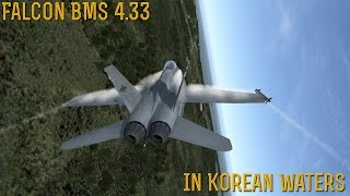 [FALCON BMS 4.33] Overview: In Korean Waters