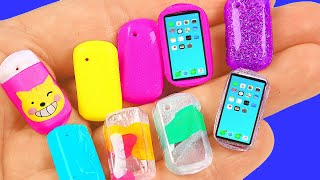 Miniature Phone Cases + iPHONE