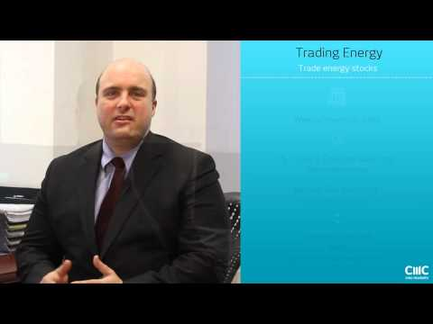 Trading strategy - How to trade energy?