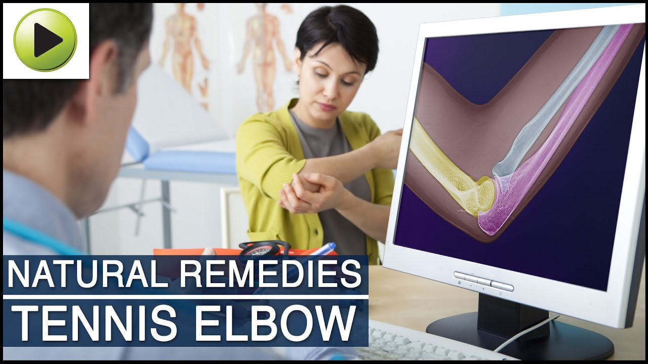 All Natural Remedies For Tennis Elbow