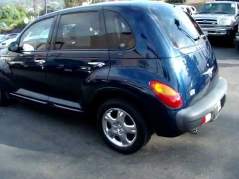 2001 Chrysler PT Cruiser ONE OWNER!