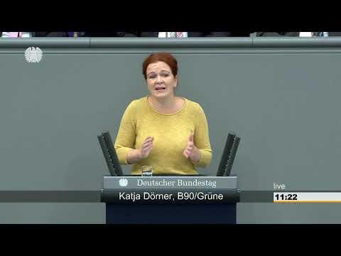 Katja Dörner zum Einzelplan Gesundheit