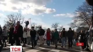 У Вашингтоні пройшов «марш життя»