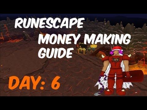 Runescape EoC: Money Making Guide Marathon Day #6 2013 LinedFury