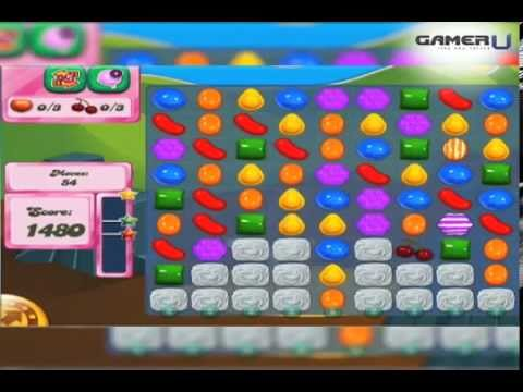 Candy Crush Saga - How to Pass Level 30 (with commentary)