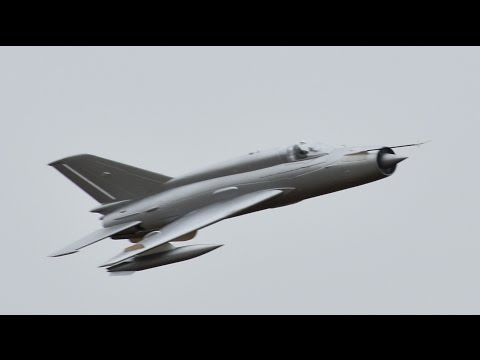 FREEWING MIG-21 80mm EDF Jet | RC Skunk Works ADP