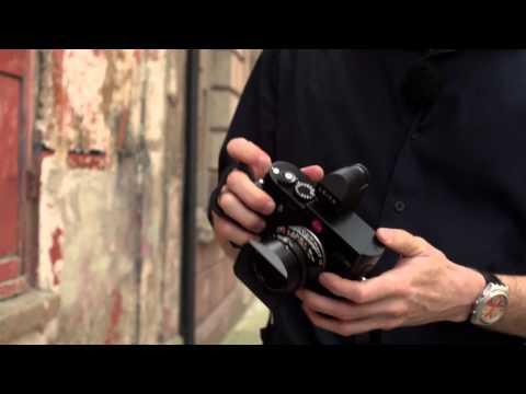 John Dooley demonstrates The Leica M