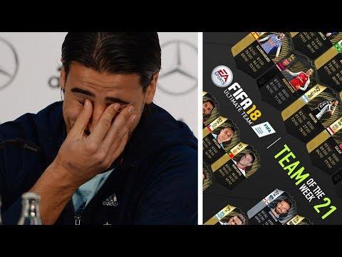ИГРОК, КОТОРОГО НЕНАВИДИТ EA l FIFA 18 TOTW 21