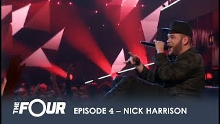 Nick Harrison: They Doubt Him But This BAD-ASS Rapper OWNED That Stage!   S1E4   The Four