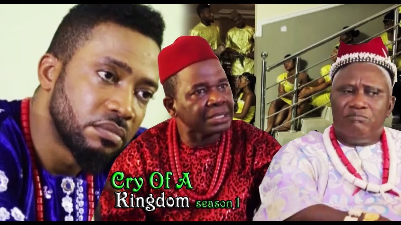 Cry of a Kingdom Nigerian Movie (Season 1) - Traditional/Royal Drama