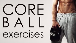 TAMIL: Core Stability Ball Exercises I 5