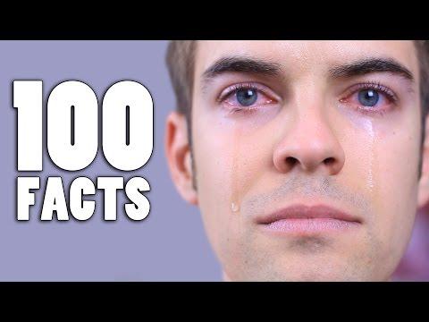 100 amazing facts