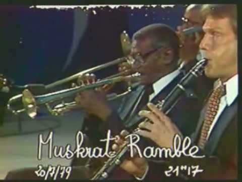 1979 Jabbo Smith, Danny Barker, Orange Kellin, Frog Joseph, Lars Edegran - Muskrat Ramble + Love