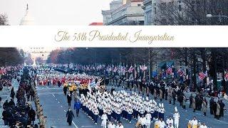 Inauguration of Donald J.Trump 2017 - INAUGURAL PARADE