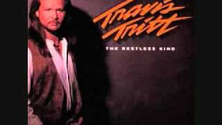 Watch Travis Tritt Back Up Against The Wall video