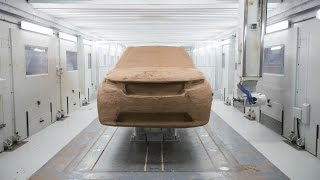 Range Rover Velar – The Crafting of Simplicity