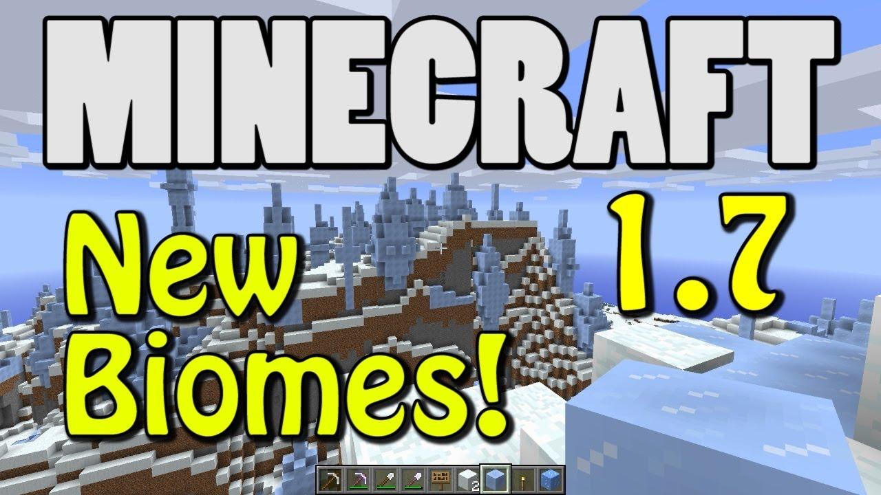 Minecraft 1.7 Biomes Mesa Minecraft 1.7 Snapshot New
