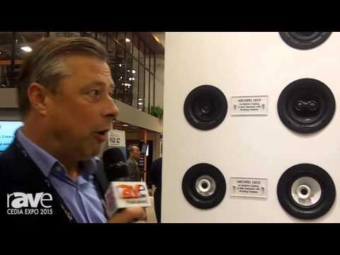 CEDIA 2015: Cabasse Features Its Custom Install Range of Speakers