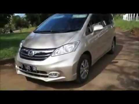 Honda Freed Testdrive Review