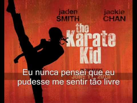 Justin Bieber -  Never Say Never feat.  Jaden Smith  -  Tradução