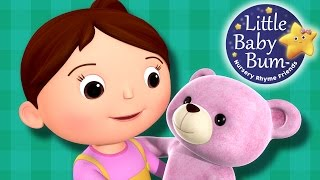Teddy Bear Song | Part 2 | Nursery Rhymes | By LittleBabyBum!