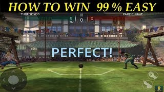 Shadow Fight 3 How to Win Ball Game 99% Easily ! For World Cup Event ! Perfect Grand & Regular !