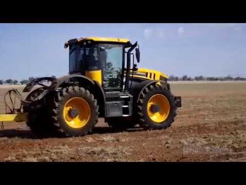 JCB 4220 tractor review   Farms & Farm Machinery