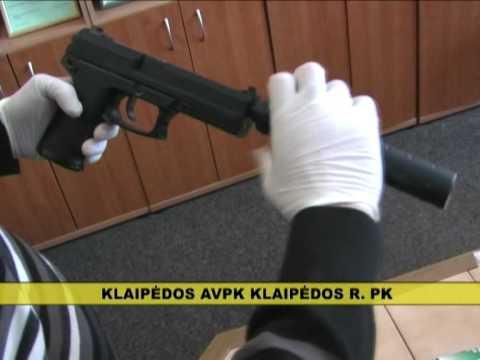 Klaipėdos rajone išaiškintas ginkluotas kaukėtas plėšimas