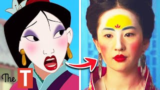 This Is How Disney's Mulan Live-Action Remake Will Be Different From The Original