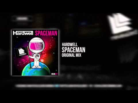 Hardwell - Spaceman (original Mix) video