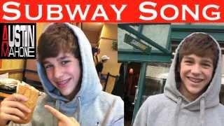 Watch Austin Mahone Subway Song video