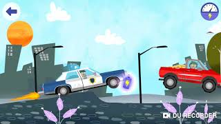 #Police #CarChase | Youtube Kids |  Police Car #KidsGames Play #Educational #Kids #Games Children