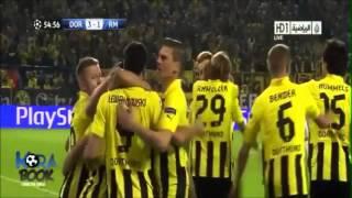 Borussia Dortmund vs Real Madrid [4-3] Semifinales Champions League 2012/13