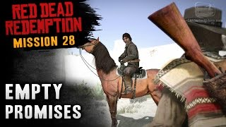Red Dead Redemption - Mission #28 - Empty Promises (Xbox One)