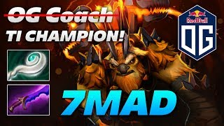 7Mad Ceb Earthshaker | Dota 2 Pro Gameplay