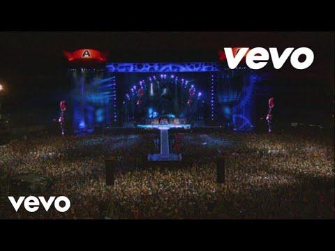 AC/DC - Thunderstruck (Live - River Plate - Concert Clip)