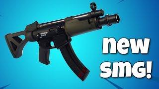 New SMG & Semi Auto Sniper Buff! (Fortnite Stream)