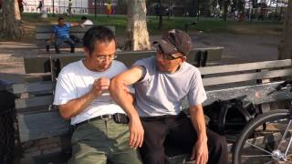 1077 Luo dong spiritual massage 精神治療按摩