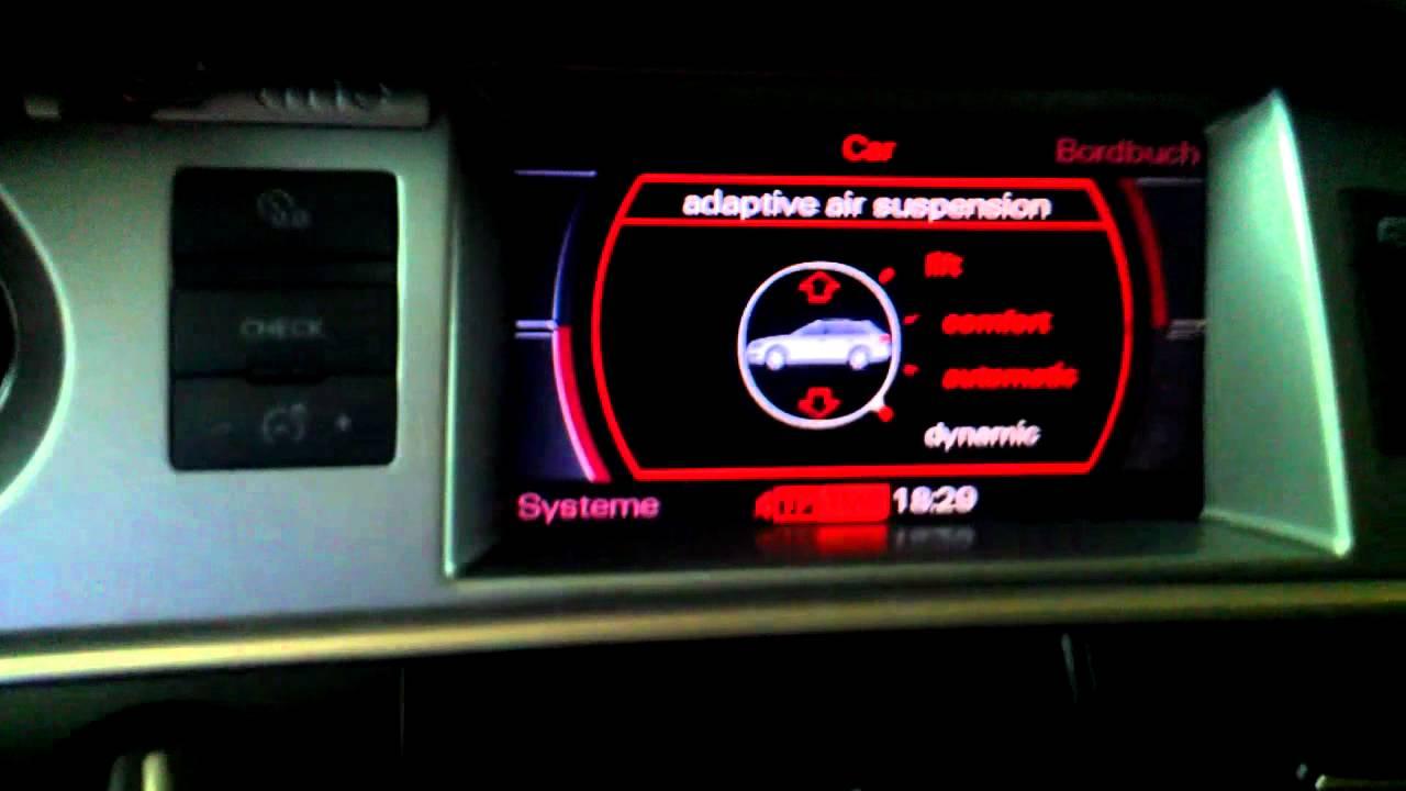Audi A6 Avant 4f Druckspeicher Luftfahrwerk 16 Bar